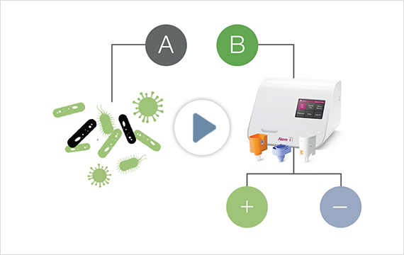 Strep A patient pathway video