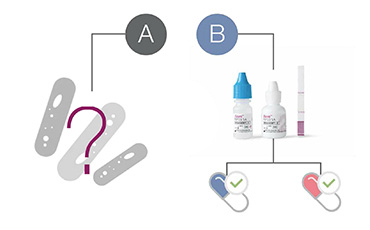 Which diagnostic pathway do you choose for your patient?