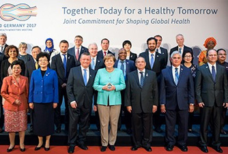 G20 Health Ministers commit to reducing the inappropriate use of antibiotics through the use of diagnostics